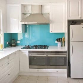 Splashback kitchen