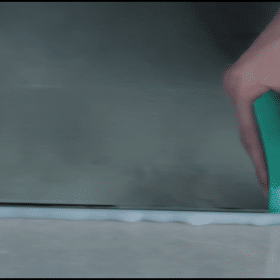 crack glass repair